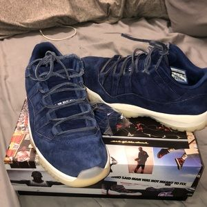 Jeter AIR JORDAN 11 RETRO LOW